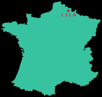 CILA livre des huiles dans toute la France